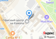 Компания «Аудитстрой» на карте