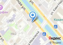 Компания «Кардамон» на карте