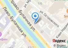 Компания «Бизапс» на карте
