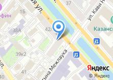 Компания «Цветы на Булаке» на карте
