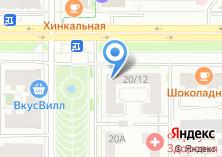 Компания «Союз Новостроек» на карте