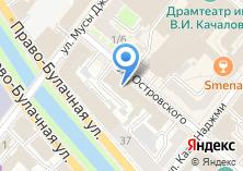 Компания «Министерство промышленности и торговли Республики Татарстан» на карте