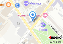 Компания «Золотая лилия» на карте