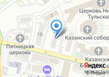 Компания «Семейный городок» на карте