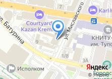 Компания «Юкава» на карте