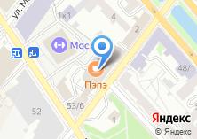 Компания «Кадуцей» на карте