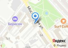 Компания «Золотой Казан» на карте