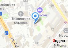 Компания «СКАЛА» на карте