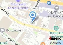 Компания «Трансфер» на карте