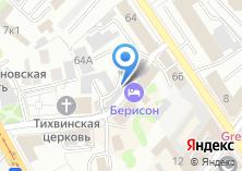 Компания «Мастерская по ремонту газовых приборов на Московской» на карте