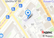Компания «Детский сад №273» на карте