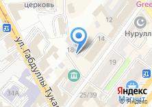 Компания «АвтоПанорама» на карте