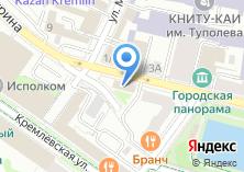 Компания «Главдизайн» на карте