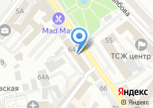 Компания «Казаньгоргаз» на карте