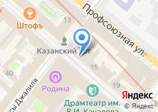 Компания «Samsung Сервис Плаза» на карте