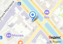 Компания «Интерьер-Строй» на карте