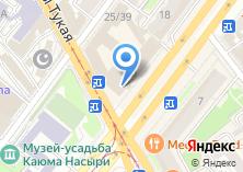 Компания «Лайк Поддержка» на карте