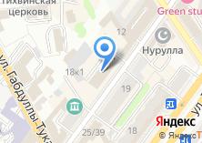 Компания «Тархан» на карте