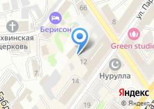 Компания «Каарал» на карте