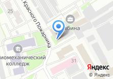 Компания «Управление по охране и использованию объектов животного мира Республики Татарстан» на карте