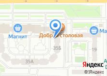 Компания «Строящийся жилой дом по ул. Ямашева проспект» на карте