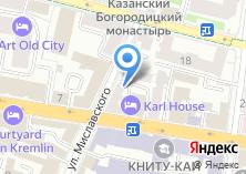 Компания «Симпламир» на карте