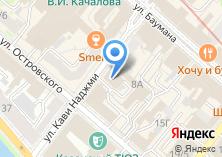 Компания «Салон красоты Гульнур Усмановой» на карте