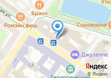 Компания «Companion SP» на карте