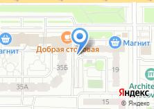 Компания «Автостоянка на проспекте Ямашева» на карте