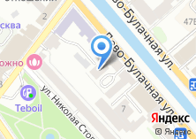 Компания «Амбиенте» на карте