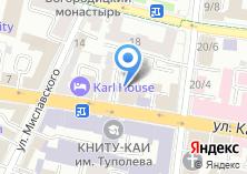 Компания «Краеугольный камень» на карте