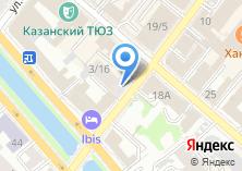 Компания «Bullet Space» на карте