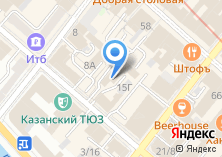 Компания «СпецСервис-Казань» на карте