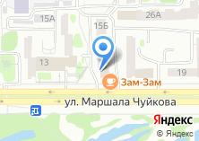 Компания «Столица+» на карте