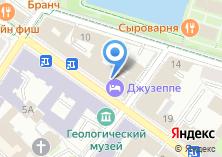 Компания «Кот Казанский» на карте
