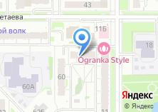 Компания «Титул-Казань» на карте