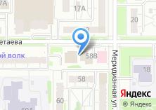 Компания «Магазин фруктов и овощей на ул. Четаева» на карте