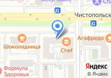 Компания «КОУЧ» на карте