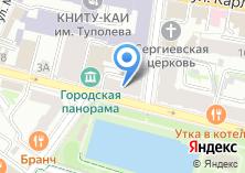 Компания «Apple» на карте