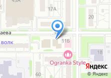 Компания «Мегалинк» на карте