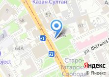 Компания «Встреча на Тукаевской» на карте