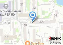 Компания «ФЭБ-Аренда» на карте