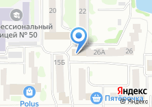 Компания «ЭлитСтройМонтаж» на карте
