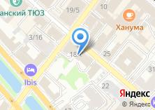 Компания «Военный следственный отдел следственного комитета РФ по Казанскому гарнизону» на карте
