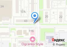 Компания «Зеленая лавка» на карте