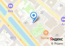 Компания «МАК-клиник» на карте