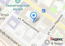 Компания «Татарстан Почтасы» на карте