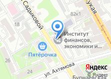 Компания «КИФЭИ Казанский институт финансов» на карте