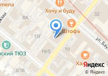 Компания «Трактир» на карте