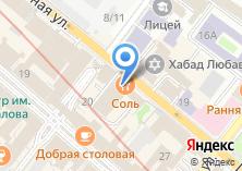 Компания «Secret-BS.ru» на карте